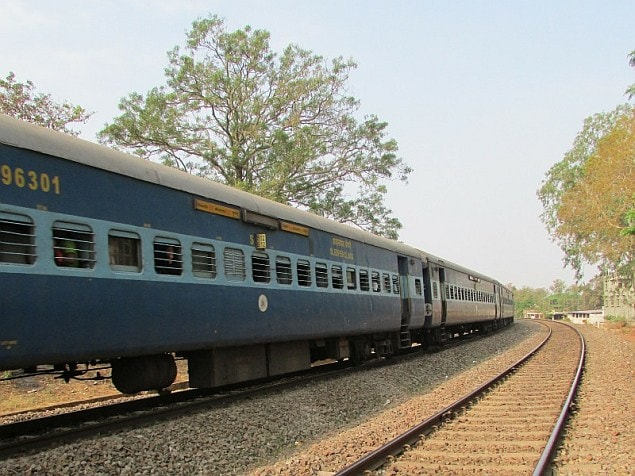 Railways Choose Vibrant Colours For Semi-High Speed Train Coaches