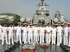 Naval Exercise Between India-Russia 'Indra Navy' Begins