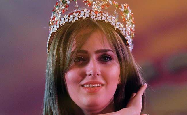 Iraq Gets First Beauty Queen Since 1972