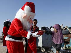 What Christmas Looks Like In Baghdad This Year