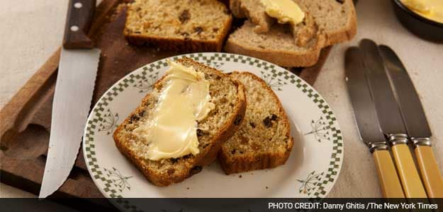 A New Day of the Buttered Bread Has Dawned
