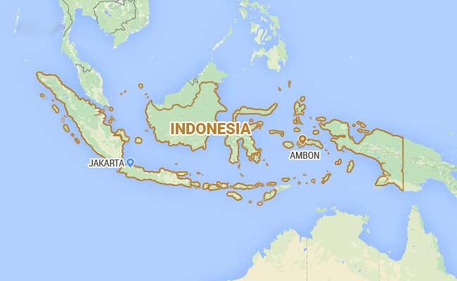 Earthquake Of 7.1 Magnitude Off Indonesia's Ambon Island: US Geological Survey