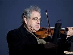 Violinist Itzhak Perlman Wins 'Jewish Nobel'