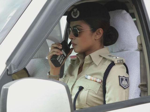 Amitabh Bachchan Inspired Priyanka's 'Angry Young Woman' Act