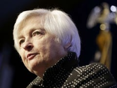 Federal Reserve Chief Janet Yellen Says Rate Plans On Track, Cautions On Inflation