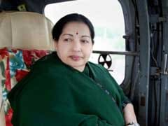 Jayalalithaa Seeks Rs 25, 912 Crore For Tamil Nadu Flood Restoration Work