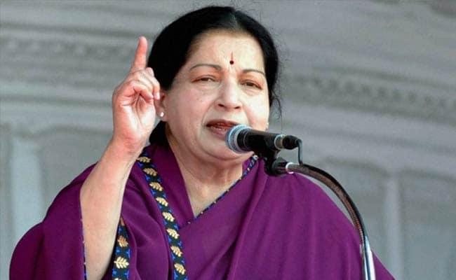 Jayalalithaa Launches E-Seva Centres In Chennai