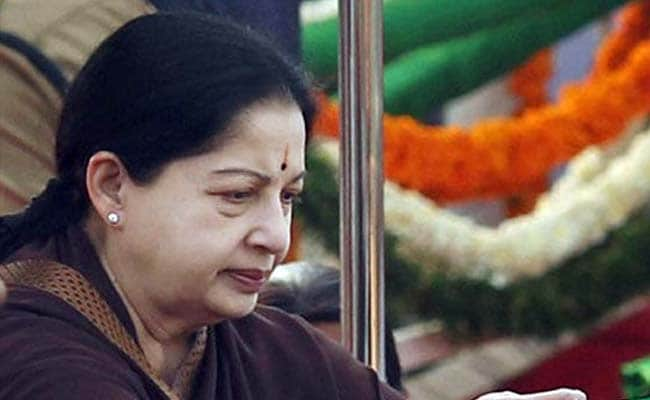 Tamil Nadu Chief Minister Jayalalithaa Seeks PM's Intervention For Release Of Arrested Fishermen