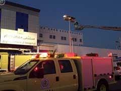 25 Dead, 107 Injured In Saudi Hospital Fire