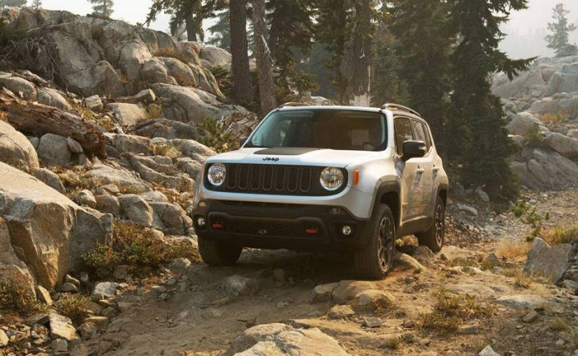 Jeep Renegade 4X2 and 4X4 Imported to India for R&D - NDTV CarAndBike