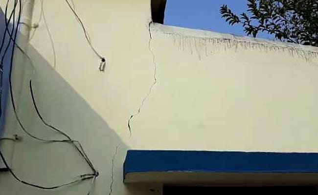 बिहार और झारखंड में भूकंप के झटके, घरों की दीवारों पर आई दरारें