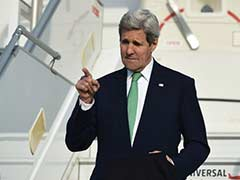 US Envoy Kerry Joins UN Climate Talks To Drive 'Ambitious Deal'