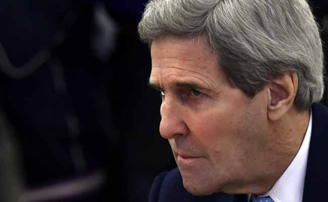 Refugee Crisis 'A Near Existential Threat To Europe': John Kerry