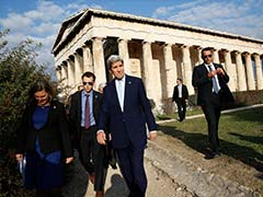 John Kerry Confident Greece Will Keep Up Reform Effort