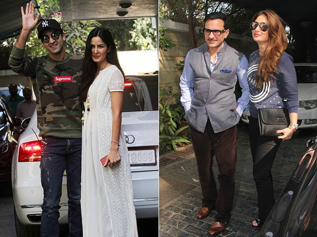 When Katrina Kaif Joined Ranbir, Kareena for Kapoors' Christmas Party