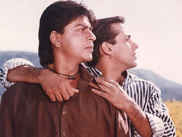 Here's Why Karan Arjun Makes Salman Khan 'Cry'