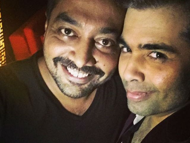 'Actor' Karan Johar is 'Exploding' to Work With Anurag Kashyap