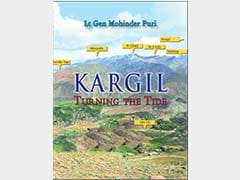 New Book Narrates First-Hand Account Of Kargil War
