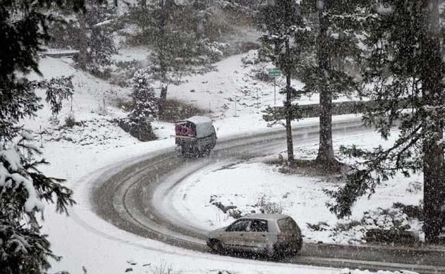 Mercury Rises By Few Notches In Kashmir