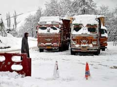 Temperature Dips To Season's Lowest In Srinagar, Other Kashmir Areas