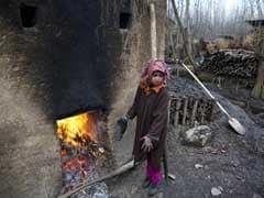 Ladakh Region Frozen, MeT Predicts Snowfall in Kashmir Valley
