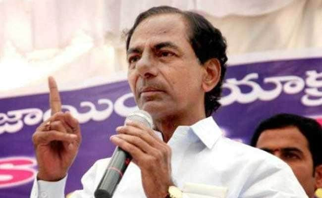 Telangana CM KCR expresses disappointment with Modi, calls BJP anti-farmer