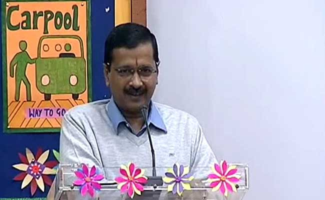 Odd-Even A 'Movement', Reassessment After January 15: Arvind Kejriwal