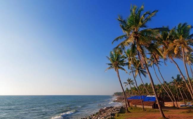 kerala beach istock