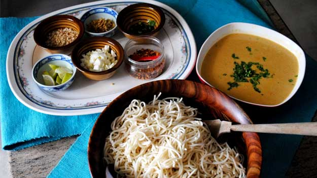 Where Do You Get The Best Khao Suey In India? Swapan Seth Finds Out