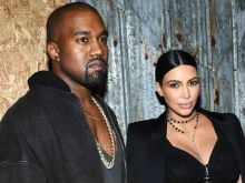 Kim Kardashian, Kanye West Name Baby Boy Saint West