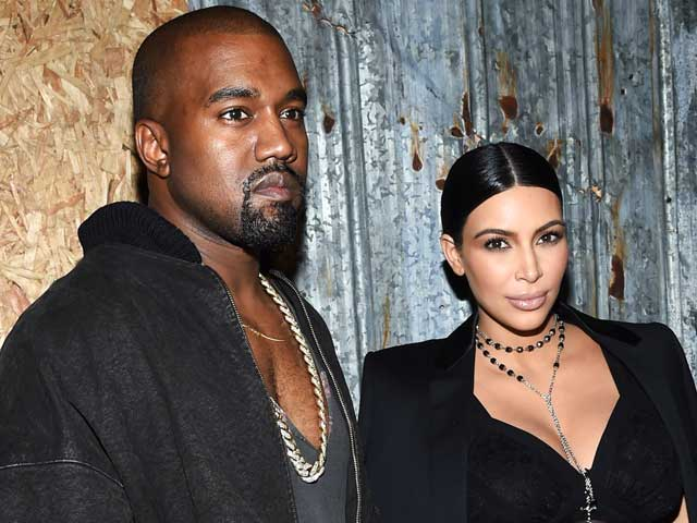 Kim Kardashian, Kanye West Name Baby Boy Saint West