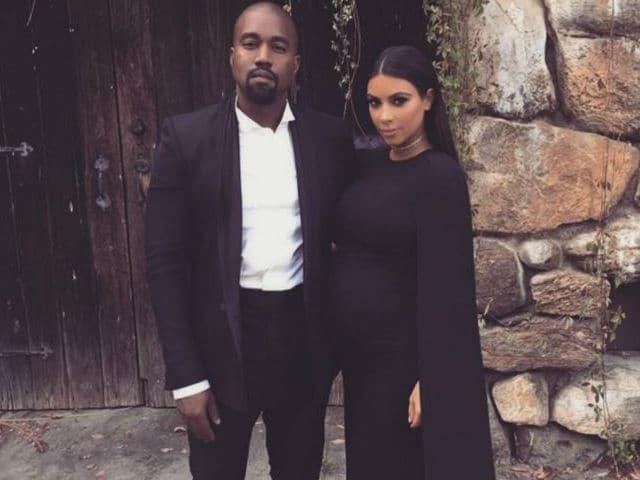 Kim Kardashian, Kanye West Welcome Baby Boy