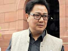 Government Taking Action Against Websites Spreading Hatred: Kiren Rijiju
