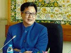 Centre Had Opposed Juvenile Convict's Release, Says Kiren Rijiju