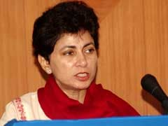 Kumari Selja Appointed Haryana Congress Chief Ahead Of Elections
