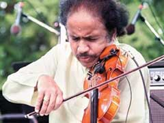 India Most Tolerant Country In The World, Says Violinist L Subramaniam