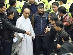 Police Detain South Korean Union Head Over Violent Protests