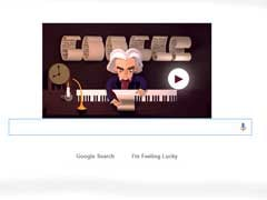 Google Celebrates 245th Anniversary of Ludwig Van Beethoven's Baptism