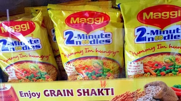MSG Level in Maggi Noodles Found on the Higher Side