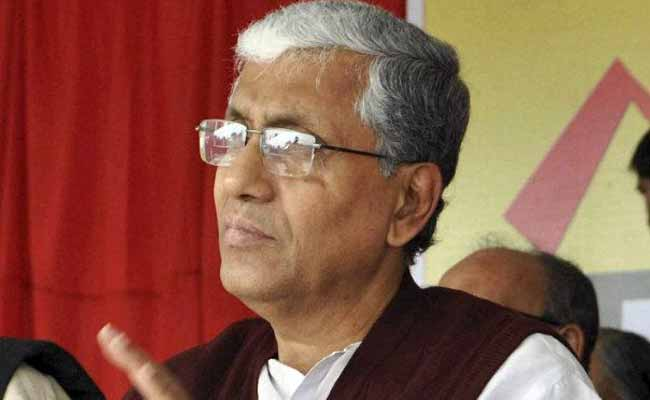 Ousted Tripura Chief Minister Manik Sarkar Will Live In A CPM Office Room