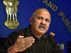दिल्ली में राष्ट्रपति शासन लगाने का आधार तैयार कर रहा है केंद्र : मनीष सिसोदिया