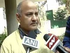 CBI Searched Room With Files Signed By Arvind Kejriwal Yesterday: AAP