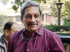 Were You In Touch With Pathankot Terrorists, Manohar Parrikar Asks Scindia