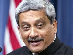 पर्रिकर की दो-टूक,  यूएन के तहत ही आईएस के खिलाफ अभियान में शामिल होगा भारत