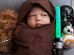 <i>The Force Awaken</i>-ed: Max Zuckerberg is World's Youngest <i>Star Wars</i> Fan