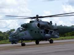 Pakistan In Talks With Russia For Buying MI-35 Attack Helicopters