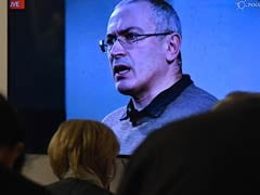 Russia Charges Mikhail Khodorkovsky In Absentia With Organising Murder