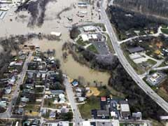 Severe Floods Hit Missouri As US Storms Sweep North
