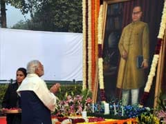 President Mukherjee, PM Modi Remember BR Ambedkar on His 60th Death Anniversary