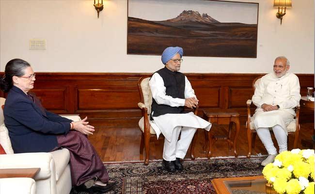 जन्मदिन पर पीएम मोदी ने सोनिया गांधी को दी बधाई, कांग्रेस ने कहा- एक मां, एक नेता, एक दोस्त